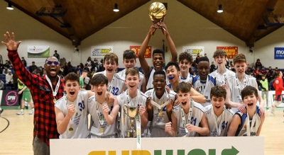 Templeogue crowned hoops champs in Tallaght thriller